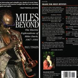 Miles Davis Book Cover