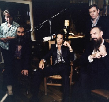 Nick Cave and the Bad Seeds at La Fabrique. Photo by Cat Stevens