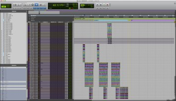 Mirrors pre-stem session vocal section 2