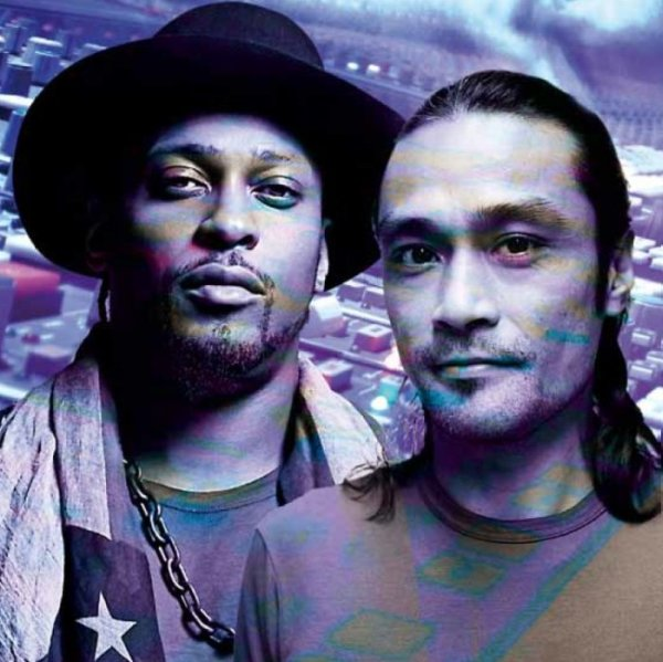D'Angelo and Russell Elevado /