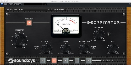 All Lead Chorus SoundToys Decapitator