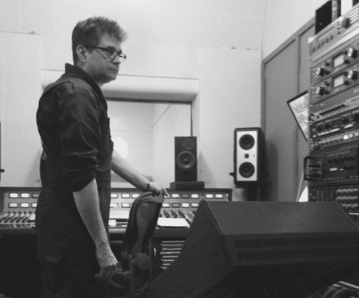 Steve Albini at Vox Studios