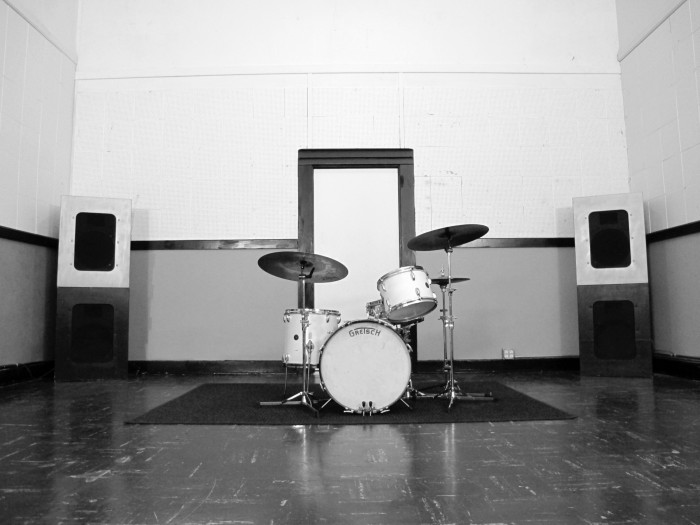 Vox Recording Studios live room