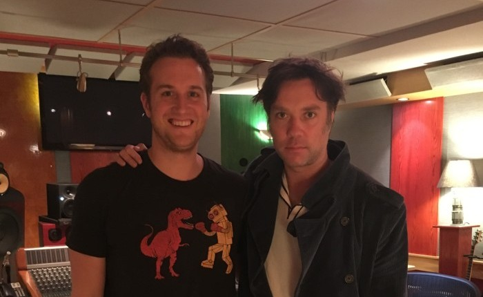Nicholai Baxter and Rufus Wainwright